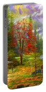 Nature Landscape Nature Portable Battery Charger