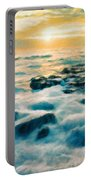 Nature Painted Landscape Portable Battery Charger