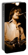 #15 Enhanced In Amber Portable Battery Charger