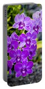 Orchids Kauai Portable Battery Charger