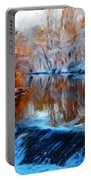 Landscape Nature Pictures Portable Battery Charger
