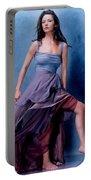 1576 Celebrity Catherine Zeta Jones  Portable Battery Charger