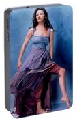 1576 Celebrity Catherine Zeta Jones  Portable Battery Charger