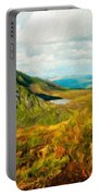 Landscape Art Nature Portable Battery Charger