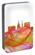 Baltimore Maryland Skyline Portable Battery Charger