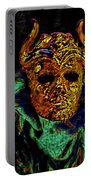 Mask. The Sons Of The Harpy. Fantasy. Portable Battery Charger