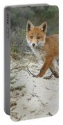 Red Fox Cub Portable Battery Charger