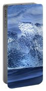Ice On Beach Portable Battery Charger