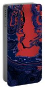 1671 Abstract Thought Portable Battery Charger