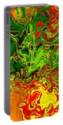 1683 Abstract Thought Portable Battery Charger