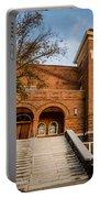 16th Street Baptist Church Steps In Birmingham Alabama Portable Battery Charger