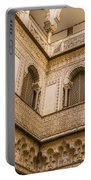 Alcazar Of Seville - Seville Spain Portable Battery Charger
