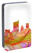 Austin Texas Skyline Portable Battery Charger