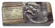 Bali Sculpture Portable Battery Charger