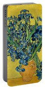 Irises Portable Battery Charger