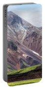Landmannalaugar - Iceland Portable Battery Charger