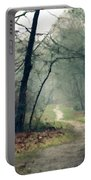Landscape Oil Painting On Canvas Portable Battery Charger