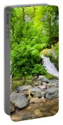 Wall Landscape Portable Battery Charger