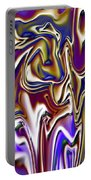1717 Abstract Thought Portable Battery Charger