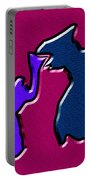 1771 Abstract Thought Portable Battery Charger