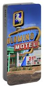 Route 66 - Tucumcari New Mexico Portable Battery Charger