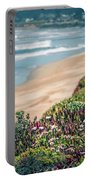 Western Usa Pacific Coast In California Portable Battery Charger