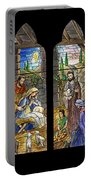 1857 Nativity Scene Portable Battery Charger
