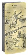 1873 Guitar Patent Portable Battery Charger