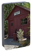 1883 Little Red Schoolhouse Portable Battery Charger