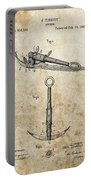 1887 Anchor Patent Portable Battery Charger