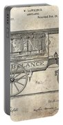 1889 Ambulance Patent Portable Battery Charger