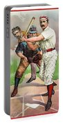 1895 In The Batters Box Portable Battery Charger