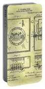 1895 Police Call Box Portable Battery Charger