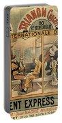 1896 Orient Express Musical Revue Paris Portable Battery Charger