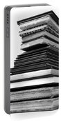 1.8.stack-of-sketch-books Portable Battery Charger