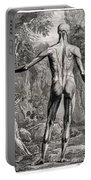 18th Century Anatomical Engraving Portable Battery Charger