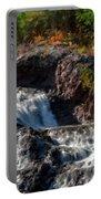 Paint Landscapes Portable Battery Charger