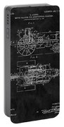 1903 Tractor Blueprint Patent Portable Battery Charger