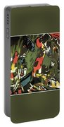1909 Vasily Kandinsky Portable Battery Charger