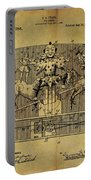 1910 Toy Circus Patent Portable Battery Charger