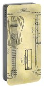 1911 Guitar Patent Portable Battery Charger