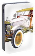 1914 Rolls Royce Silver Ghost Portable Battery Charger