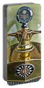 1917 Owen Magnetic M-25 Hood Ornament 2 Portable Battery Charger