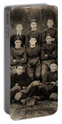 1921 Royal Cc Football Champions Portable Battery Charger
