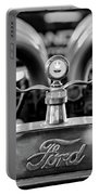 1923 Ford Hood Ornament 2 Portable Battery Charger