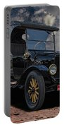 1923 Model T Ford Truck Portable Battery Charger