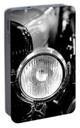 1925 Lincoln Town Car Headlight Portable Battery Charger