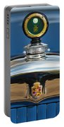 1926 Cadillac Series 314 Custom Hood Ornament Portable Battery Charger