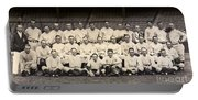1926 Yankees Team Photo Portable Battery Charger