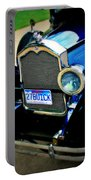 1927 Blue Buick Portable Battery Charger